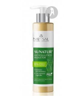 Sunatur  Crema Reductora Anticelulítica · Natysal · 250 Ml