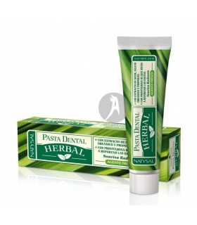 Pasta Dental Herbal Nature · Natysal · 75 Ml