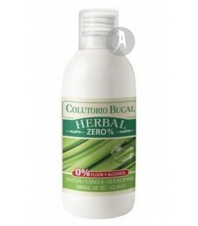 Colutorio Bucal Herbal · Natysal · 500 Ml