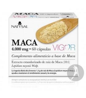 Maca · Natysal · 60 Cápsulas