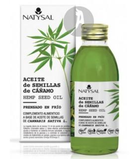 Aceite de Semillas de Cáñamo · Natysal · 150 Ml