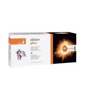 Aktiner Plus Jalea Real con Ginseng · Novadiet ·  20 Viales