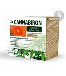 Cannabiron · Dietmed · 30 Perlas + 30 Comprimidos