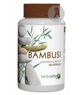 Bambusi · Herbovita · 180 Cápsulas