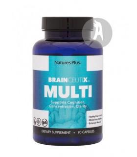 Brainceutix Multi · NaturesPlus · 90 Cápsulas