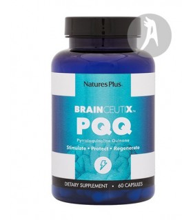 Brainceutix PQQ · NaturesPlus · 90 Cápsulas