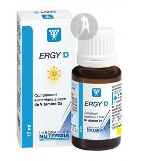 Ergy-D · Nutergia · 15 Ml