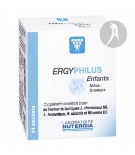 Ergyphilus Niños · Nutergia · 14 Sobres