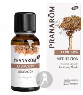 La Difusión Meditación Esencia BIO · Pranarom · 30 Ml