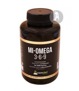Mi Omega 3-6-9 · Comdiet · 80 Cápsulas