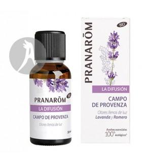 Aceite Esencial para Difusor Campo de Provenza · Pranarom · 30 Ml