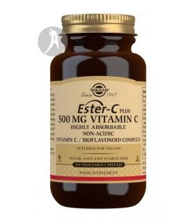 Ester-C Plus Vitamina C · Solgar · 250 Comprimidos