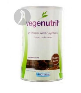 Vegenutril Sabor Cacao · Nutergia · 300 Gr