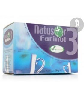 Natusor 03 Infusión Farinol · Soria Natural · 20 Bolsitas Filtro
