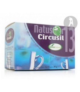 Natusor 13 Circusil · Soria Natural · 20 Bolsitas Filtro