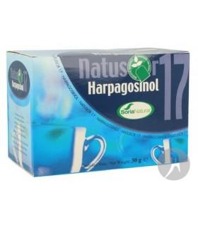 Natusor 17 Harpagosinol · Soria Natural · 20 Bolsitas Filtro