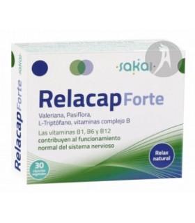 Relacap Forte · Sakai · 30 Cápsulas Vegetales