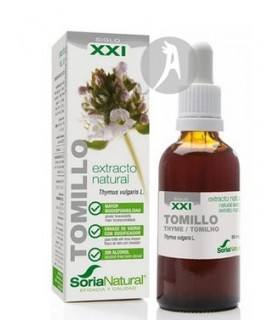 EXTRACTO XXI DE TOMILLO-SORIA-NATURAL-50ml