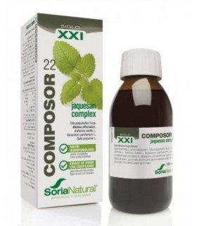 COMPOSOR 22 JAQUESAN COMPLEX XXI-SORIA NATURAL-100ml