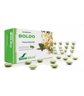 BOLDO - SORIA NATURAL-60Comp