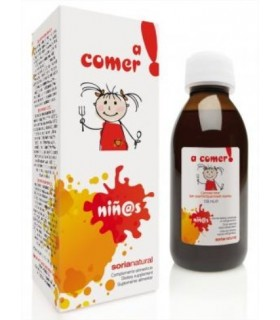 A COMER! JARABE-SORIA NATURAL-150ml