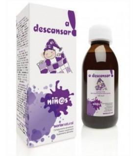 A DESCANSAR! JARABE-SORIA NATURAL-150ml