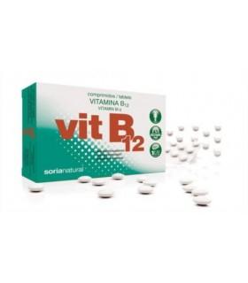 VITAMINA B12-SORIA NATURAL-48Comp. retard.