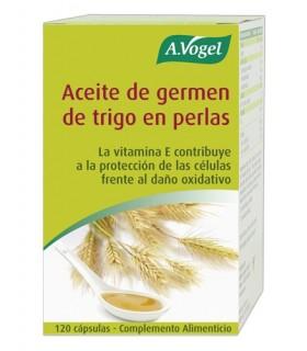 ACEITE DE GERMEN DE TRIGO A.VOGEL 120 PERLAS