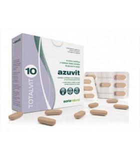 TOTALVIT 10 AZUVIT-SORIA NATURAL-28Comp.
