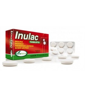 INULAC Tablets-SORIA NATURAL-30Tab.