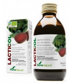 LACTICOL ecológico-SORIA NATURAL-200ml