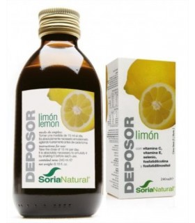 DEPOSOR LIMON-SORIA NATURAL-240ml