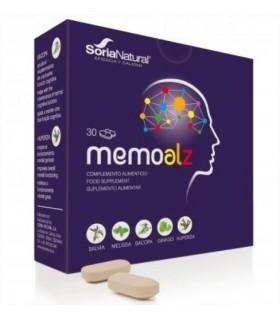 MEMOALZ-SORIA NATURAL-30Comprimidos