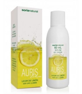 Auris Lemon · Soria Natural · 60 Ml