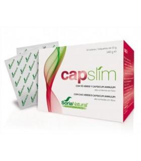 CAPSLIM-SORIA NATURAL-14 Sobres