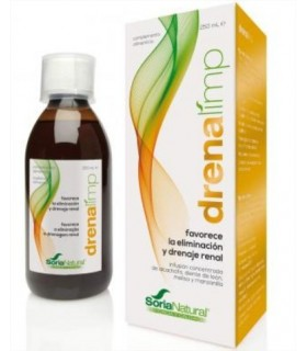 DRENALIMP-SORIA NATURAL-250ml