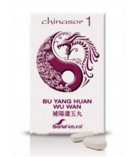 CHINASOR 1 BU YANG HUANG WU WAN-SORIA NATURAL-30Comprimidos