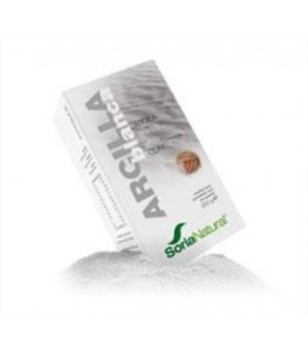 ARCILLA BLANCA-SORIA NATURAL-250gr.