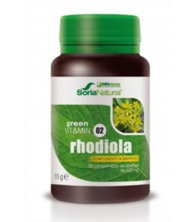 green vit&min 02 RODHIOLA-SORIA NATURAL-30comp