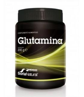 GLUTAMINA-SORIA NATURAL-200gr.