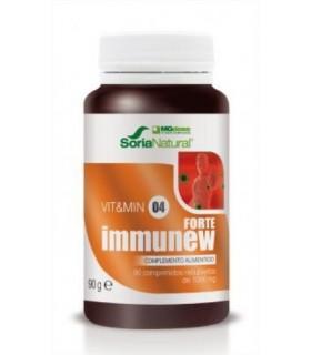 vit&min 04 INMUNEW FORTE-SORIA NATURAL-60Comprimidos