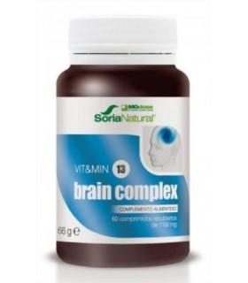 vit&min 13 BRAIN COMPLEX-SORIA NATURAL-60Comprimidos