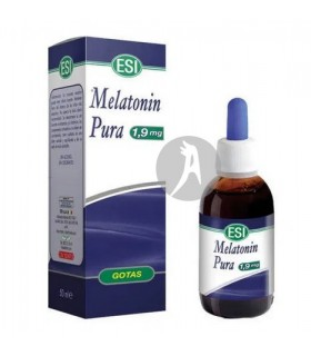 Melatonin Pura en Gotas  · ESI · 50 Ml