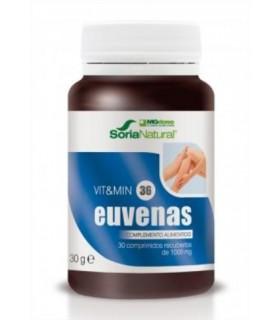 vit&min 36 EUVENAS-SORIA NATURAL-30Comprimidos