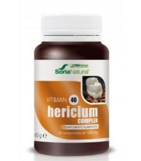 vit&min 40 HERICUM COMPLEX-SORIA NATURAL-60Comprimidos