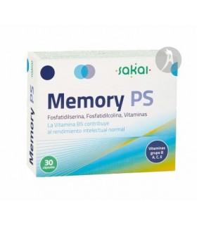 Memory PS · Sakai · 30 Cápsulas