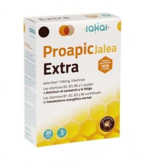 Proapic Jalea Extra Sakai 20 Viales