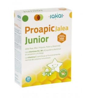 Proapic Jalea Junior Sakai 20 Viales