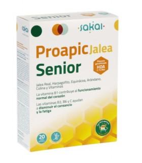 Proapic Jalea Real Senior Sakai 20 Viales