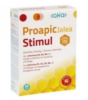 Proapic Jalea Stimul Sakai 20 Viales